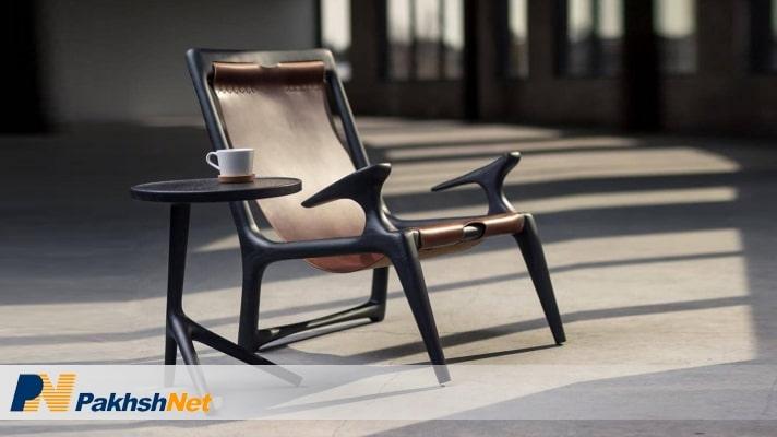 مدل های جالب از صندلی های فانتزی چوبی
