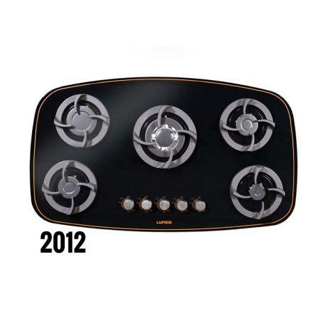 گاز صفحه ای پنج شعله تایسز مدل 2012