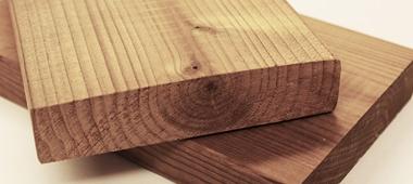 چوب و ورق های چوبی