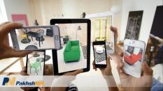 دکوراسیون و واقعیت مجازی در نمایشگاه آمازون ترکیب می شوند
