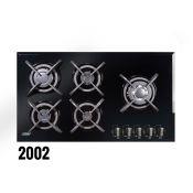 گاز صفحه ای پنج شعله تایسز مدل 2002