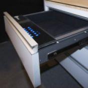 گاوصندوق کشویی داخل کمد و میز اداری فانتونی مدلF-OJ-418-01